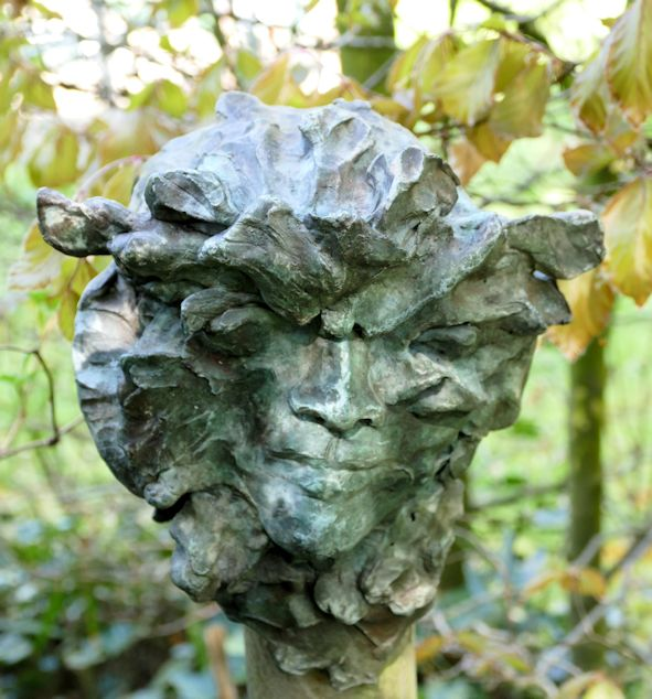 An encounter with the Green Man